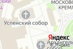 Схема проезда до компании ДНП Тихие просторы в Москве