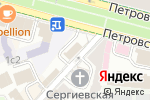 Схема проезда до компании Эверест Эссет Менеджмент в Москве