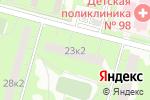 Схема проезда до компании МосМеталл в Москве