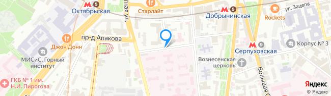 переулок Добрынинский 4-й