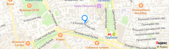 переулок Колобовский 3-й