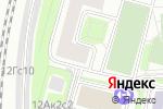 Схема проезда до компании СК-Настрой в Москве