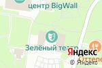 Схема проезда до компании Зелёный театр в Москве