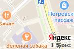 Схема проезда до компании GreenProject в Москве