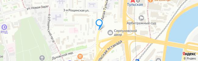 Малая Тульская улица