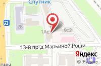 Схема проезда до компании МЕЕР строй в Москве