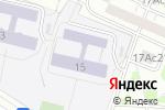 Схема проезда до компании Средняя общеобразовательная школа №1413 с углубленным изучением английского языка в Москве