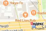 Схема проезда до компании Юридическая контора Прохорчева в Москве