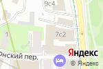 Схема проезда до компании КС-Рэйсинг в Москве