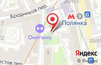 Схема проезда до компании СтройКапитал в Москве