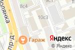 Схема проезда до компании Петровка 38 в Москве
