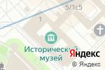 Схема проезда до компании ProfBazar.ru в Москве