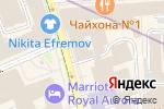 Схема проезда до компании Aizel в Москве