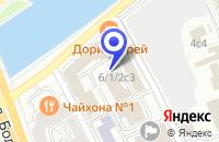 Схема проезда до компании БУРОВАЯ ФИРМА СОЮЗГИДРОСПЕЦСТРОЙ в Москве