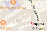 Схема проезда до компании Московский городской совет женщин в Москве
