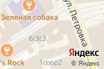 Схема проезда до компании Фемида-РИДС в Москве