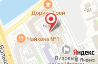 Схема проезда до компании Океан Медиа Групп в Москве