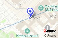 Схема проезда до компании БИЗНЕС ПЛАН в Москве