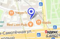 Схема проезда до компании АРЕНДНОЕ ПРЕДПРИЯТИЕ DREAM CAR-RENTAL в Москве