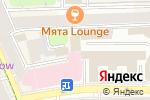 Схема проезда до компании Лето Lounge в Москве
