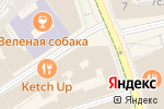 Схема проезда до компании Проект Жизнь в Москве