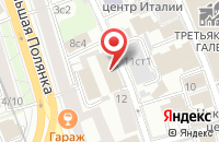 Схема проезда до компании Корпорация Социально-Трудовых Технологий в Москве