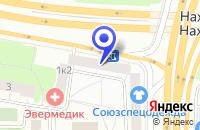 Схема проезда до компании ПТК РЕАЛ-ЛЮКС в Москве