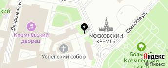 Amortizatorov.net на карте Москвы
