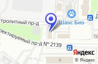 Схема проезда до компании ДЕЗИНФЕКЦИОННАЯ СЛУЖБА МИРКОС в Москве