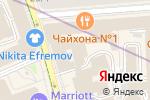 Схема проезда до компании Agent Provocateur в Москве