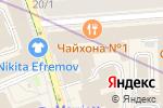 Схема проезда до компании Vip parter в Москве