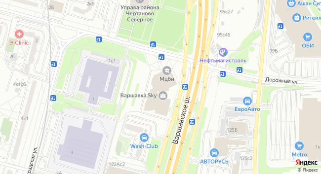 Бизнес-центр «Варшавка SKY» - превью 2