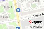 Схема проезда до компании Главное управление Пенсионного фонда РФ №10 г. Москвы и Московской области в Москве