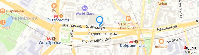 Житная улица
