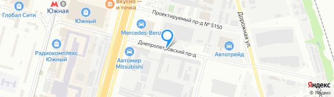 Днепропетровский проезд