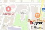 Схема проезда до компании Владпромбанк в Москве