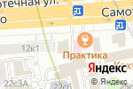 Схема проезда до компании Сыр в Москве