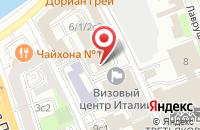 Схема проезда до компании Общество С Ограниченной Ответственностью Лвендиго> в Москве