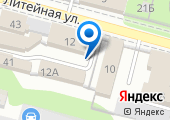Главное Управление Администрации г. Тулы по Зареченскому территориальному округу на карте