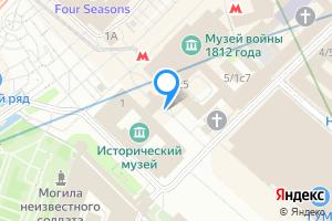 Сдается четырехкомнатная квартира в Москве Россия, проезд Воскресенские Ворота