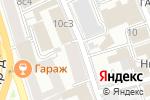 Схема проезда до компании СтройОпалубка в Москве