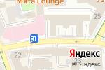 Схема проезда до компании Министерство здравоохранения РФ в Москве