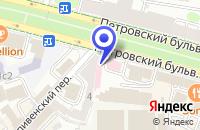 Схема проезда до компании ЛИЗИНГОВАЯ КОМПАНИЯ ИНВЕСТ-СВЯЗЬ-ХОЛДИНГ в Москве