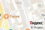 Схема проезда до компании Агазаде в Москве