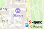 Схема проезда до компании Омоложение XXI век в Москве