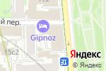 Схема проезда до компании Dental Diamond в Москве