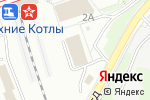 Схема проезда до компании MBTruck в Москве