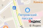 Схема проезда до компании Etro home в Москве
