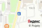 Схема проезда до компании Clickkoleso.ru в Москве