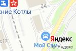 Схема проезда до компании Гаражно-строительный кооператив №7 в Москве